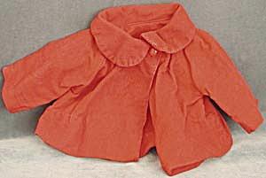 Vintage Corduroy Doll Coat (Image1)