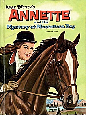 Walt Disney's Annette And The Mystery At Moonstone Bay