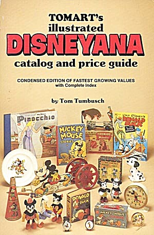 Tomart's illustrated Disneyana catalog and price guide (Image1)
