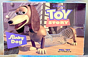 Toy Story 1 Slinky Dog