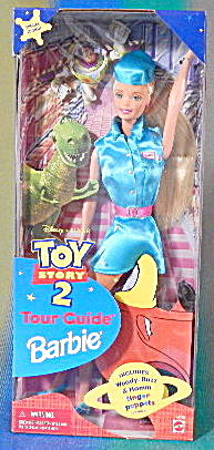 Barbie Tour Guide Special Edition Doll
