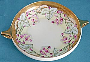 Rosenthal Large Hand Painted Double Handle Bowl (Image1)