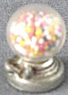 Vintage Miniature Counter Top Gumball Machine (Image1)