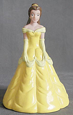Disney Beauty & the Beast Belle Vinyl Puppet (Image1)