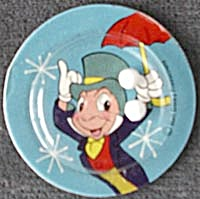 Vintage Jiminy Cricket Palm Dexterity Puzzle