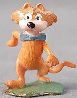 Vintage Marx Disneykins Tinykins Mr Jinx Cat (Image1)