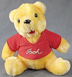 Vintage Walt Disney Winnie the Pooh Plush Toy (Image1)