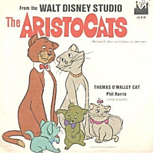 The Aristocats Record