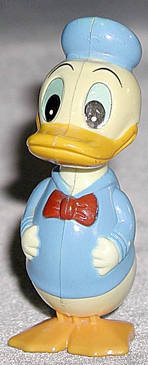Vintage Walt Disney Donald Duck Wind Up (Image1)