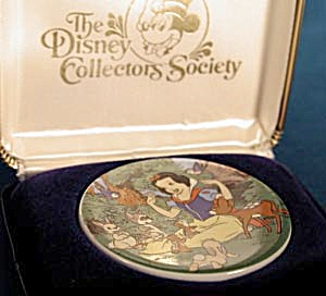 Snow White And Friends 1983 Charter Member Disk