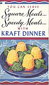 Square & Speedy Meals With Kraft Dinner