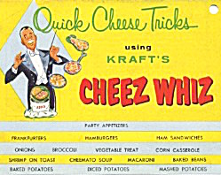 Cheez Whiz Recipes