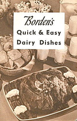 Quick & Easy Dairy Dishes