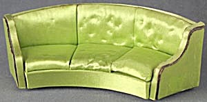 Vintage Ideal Petite Princess Curved Sofa