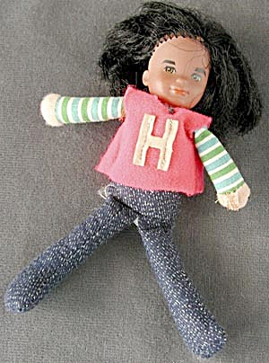 "Mattel ""honey Hill Bunch"" 5 Dolls & Accessori"