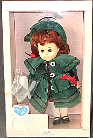 Ginny Doll, Victorian Christmas