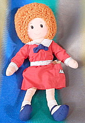 Vintage Cloth Little Orphan Annie