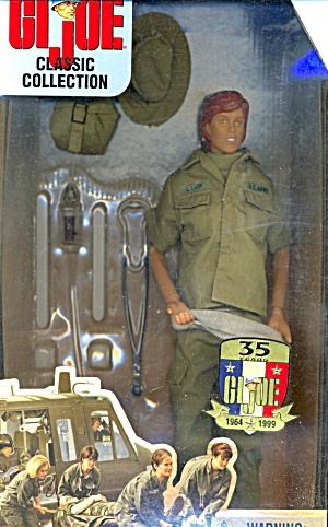 G.i. Joe Vietnam Nurse Classic Collection Action Figure