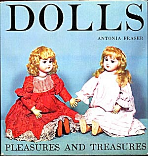 Doll Book: Dolls, Pleasures & Treasures (Image1)