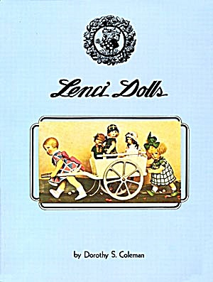 Vintage Doll Book: Lenci Dolls (Image1)