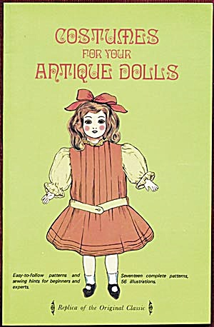Costumes for Your Antique Dolls (Image1)