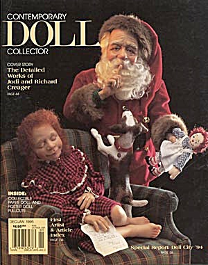 Contemporary Doll Collector 3 copies (Image1)