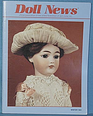 Doll News Magazine Summer 1990 Winter 1991 & 97 (Image1)