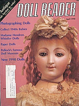 Doll Reader Magazine April 1990 (Image1)