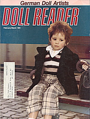 Doll Reader Magazine February/march 1991