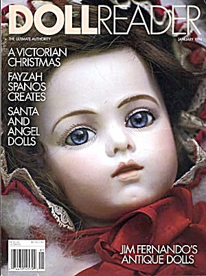 Doll Reader Magazine January 1994