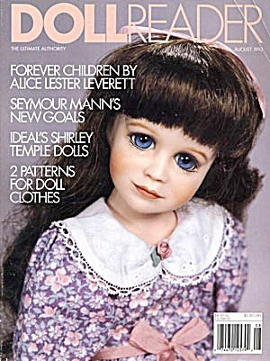 Doll Reader Magazine August 1993