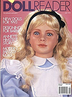 Doll Reader Magazine May 1993