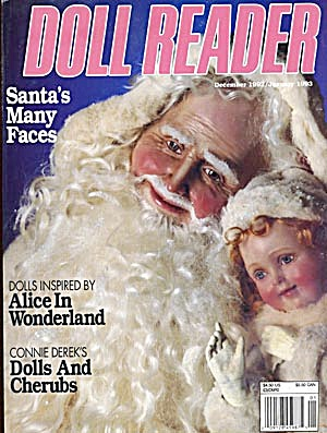 Doll Reader Magazine December 1992/january 1993