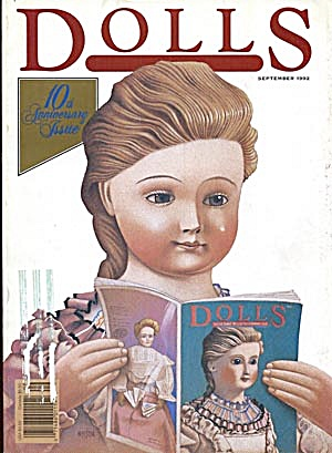 Dolls Magazine September 1992