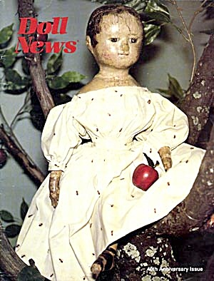 Doll News Magazine 40th Anniversary Issue 1989