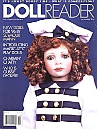 Doll Reader Magazine - November 1995 (Image1)