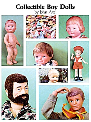 Collectible B Oy Dolls