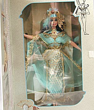 Egyptian Queen Barbie- 1993 Great Eras Collection (Image1)