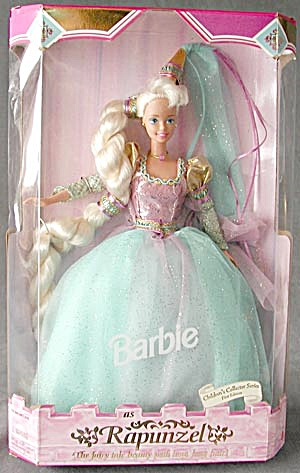 Barbie Rapunzel Doll (Image1)