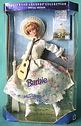 Barbie As Maria From The Sound Of Music (Image1)