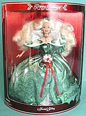 1995 Happy Holiday Barbie (Image1)
