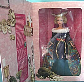 Medieval Lady Barbie 1995 (Image1)
