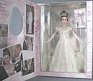 Barbie As Eliza Doolittle My Fair Lady White Gown