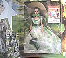 Barbie As Scarlett O'hara Gone With The Wind