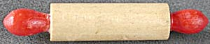 Vintage Barbie Doll Wooden Rolling Pin (Image1)
