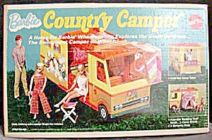 Vintage Barbie Country Camper Box Only (Image1)