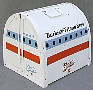 Vintage Barbie's Friend Ship Plane Playset (Image1)