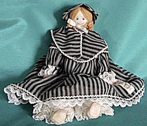 Vintage Designer Rag Doll (Image1)