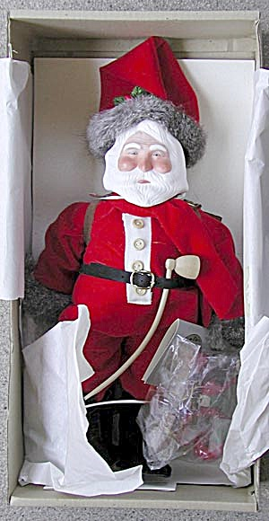 Faith Wick Santa Clause Doll 1984