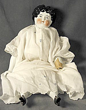 "China Doll/ Antique #8 16"" tall (Image1)"